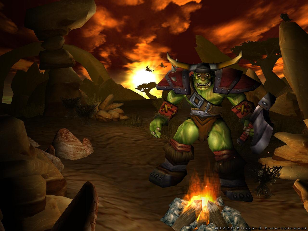 Orc buildings Warcraft 3 adult scenes