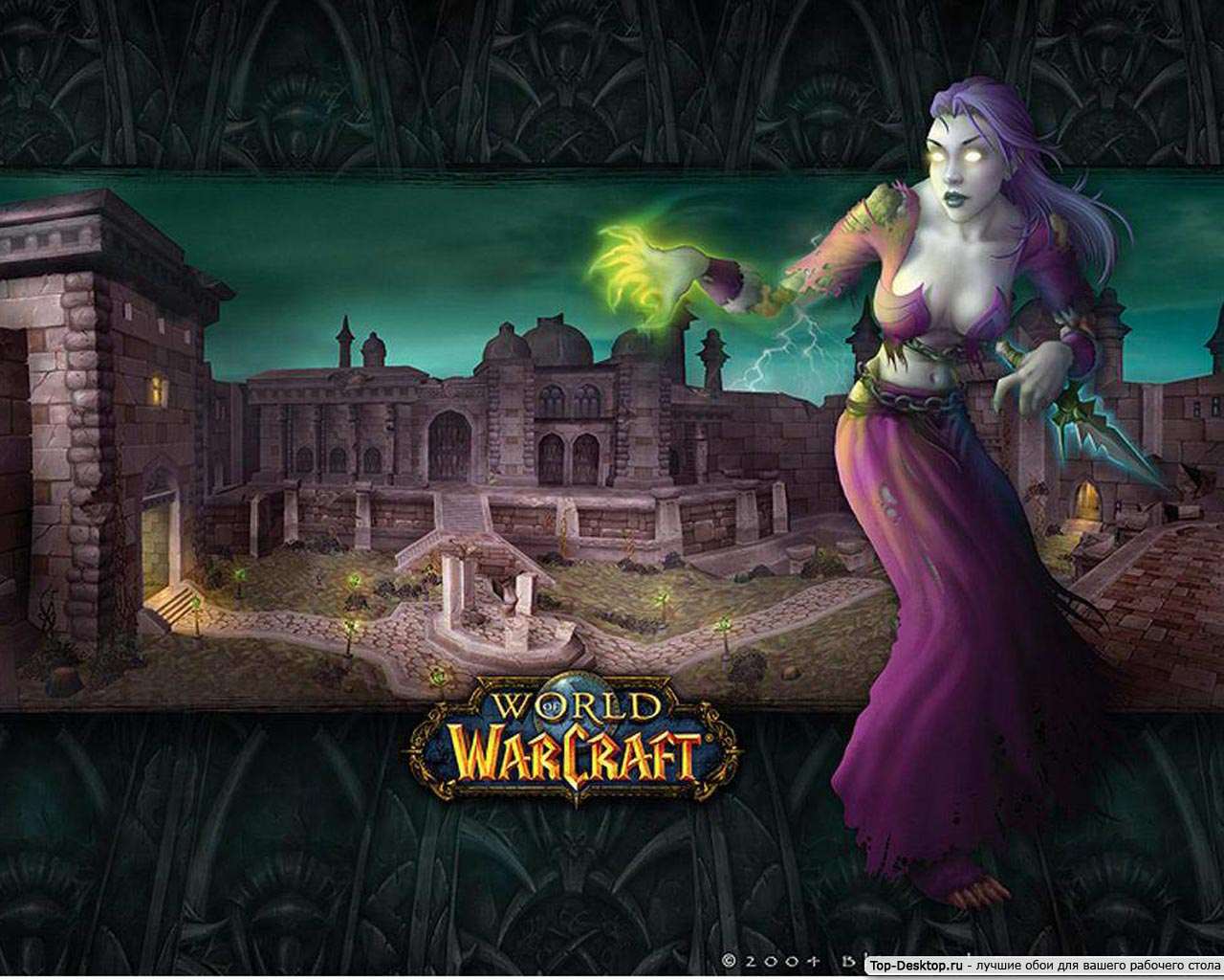 Warcraft 3 undead wallpaper
